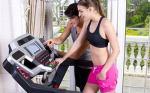 利用跑步机健身的好处