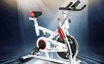 动感单车健身强体的首选