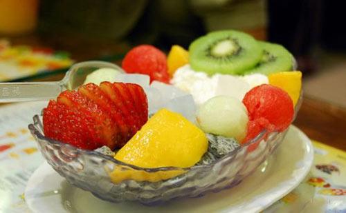 常吃七种水果可以去屑又能止痒