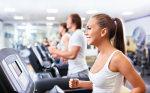跑步机健身练就性感好身材